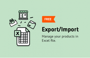 Export-Import to Excel FREE