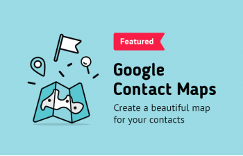 Google Contact Maps With Own Markers (Store Locator)