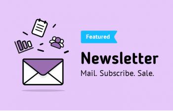 Newsletter (Newsletter Marketing - Subscription)