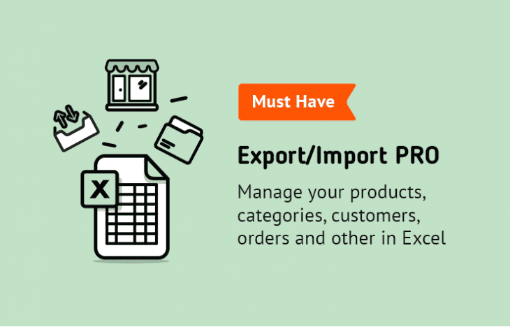 export-import-to-excel-pro-opencart-extension